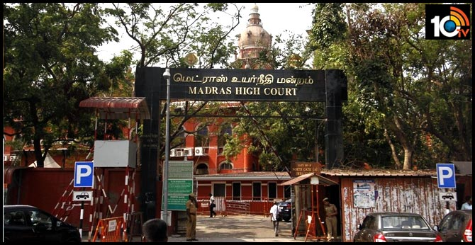 Two Madras HC lawyers donate Re 1 for lockdown relief, bar council to give them 'certificate of appreciation'