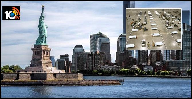 Coronavirus latest: US death toll tops 4,000