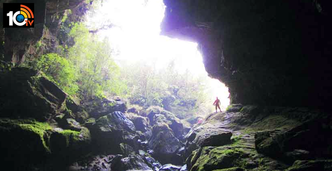 With Mahabharata in hand, Mumbai engineer found living in Madhya Pradesh cave since lockdown