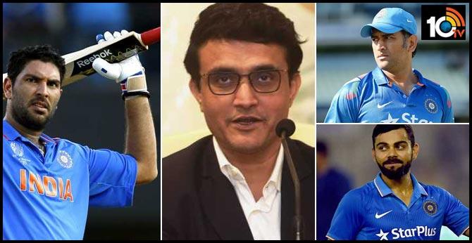 Yuvraj Singh Says MS Dhoni, Virat Kohli Didn't Support Him Like Sourav Ganguly Did As Captain