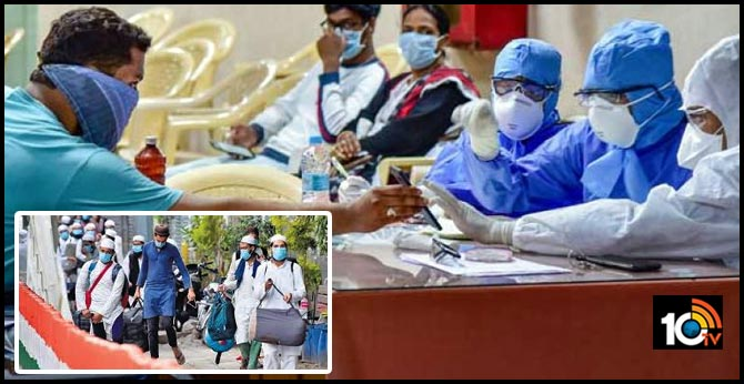 coronavirus cases increase to 58 in andhra pradesh