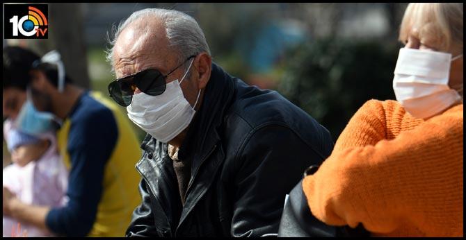 coronavirus Beware of those beyond 60 years of age