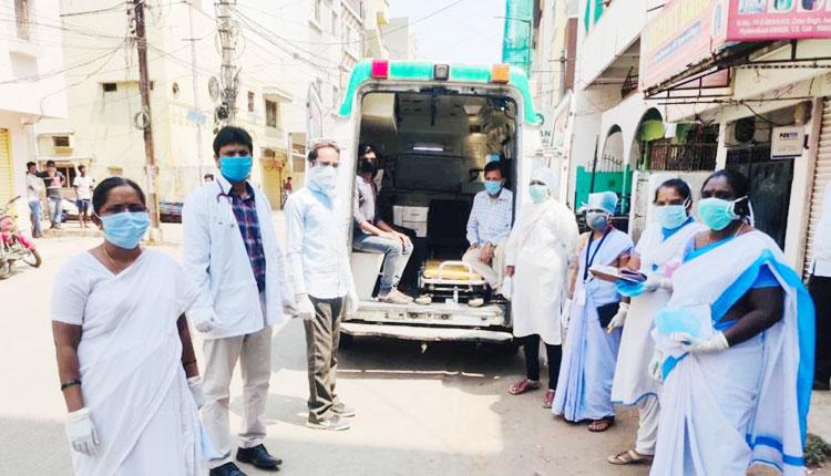 Decreasing coronavirus cases in Greater Hyderabad