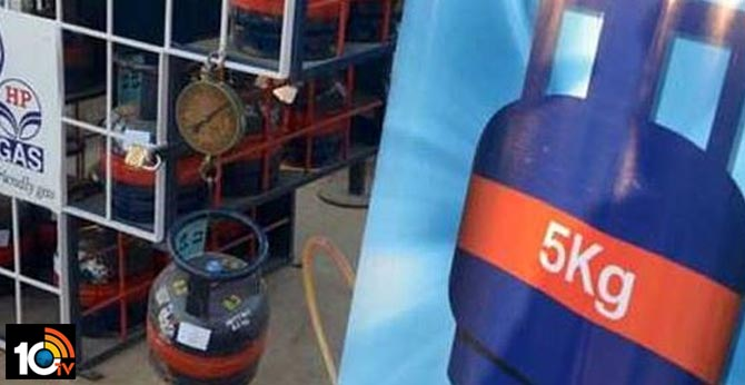 PMUY beneficiaries using 5 kg cooking gas cylinders to get eight free