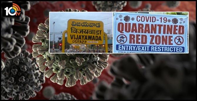 high tension in vijayawada as coronavirus cases grow