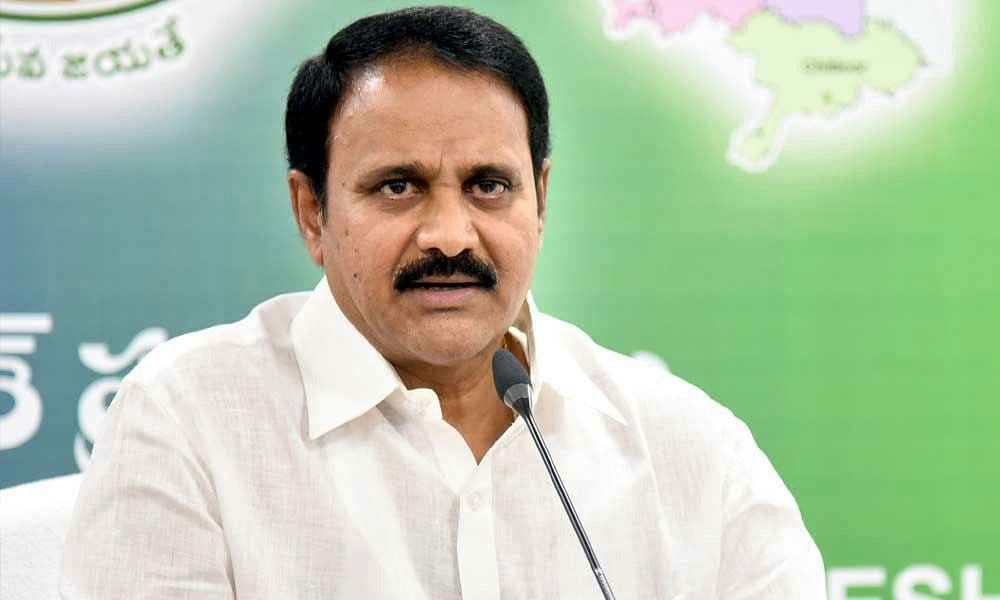 We send migrant workers back to their homes says ap minister mopidevi