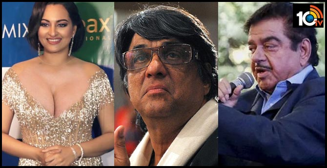 Shatrughan Sinha Slams Mukesh Khanna for Mocking His Daughter Sonakshi Sinha