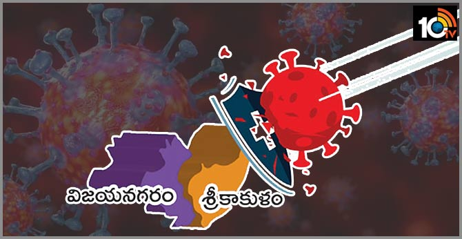 no single coronavirus case in two districts of ap