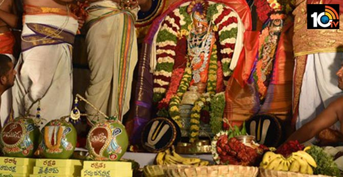 government give chance for online arjita sevalu for devotees