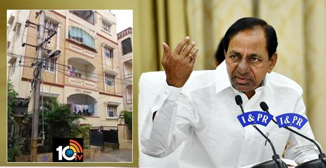 cm kcr on house rents