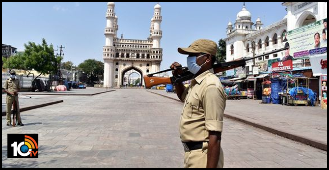 two persons arrested...telangana, conspiracy to riot in hyderabad