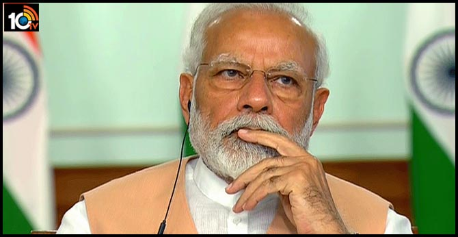 PM in meeting with CMs : biggest challenge now was to ensure COVID-19 doesn't spread to villages in spite of relaxations