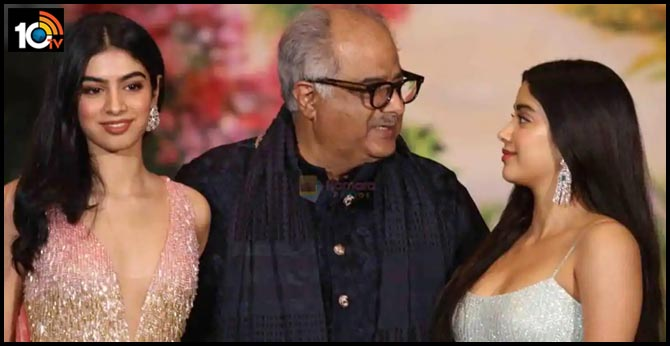 Two more staff members of Boney Kapoor's home test coronavirus-positive