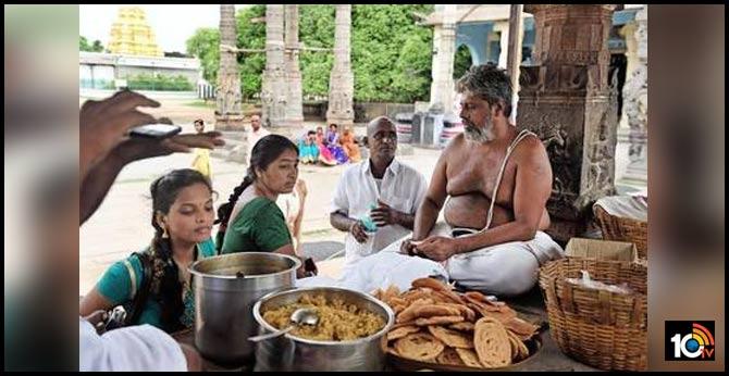 Theertham, Sattari, Prasadas stop In Temples