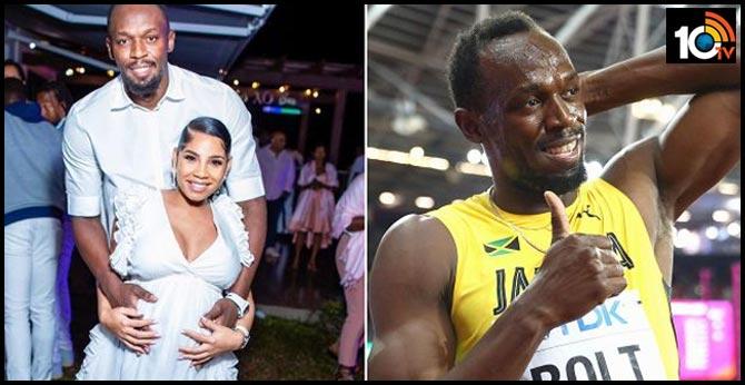 Baby Girl For Usain Bolt