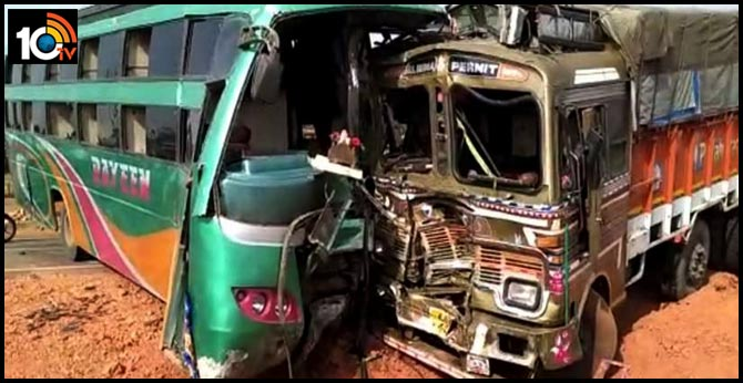14 migrants killed, over 50 injured after truck-bus collision in Madhya Pradesh and up accident