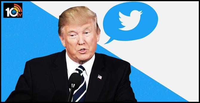 """Trump Hits Back At Twitter After It Calls His Tweets '""""Unsubstantiated"""""""