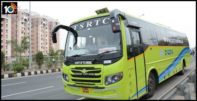 telangana govt to run rtc buses