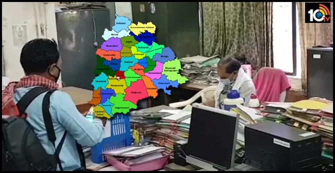 Government offices in Telangana to be opened tomorrow