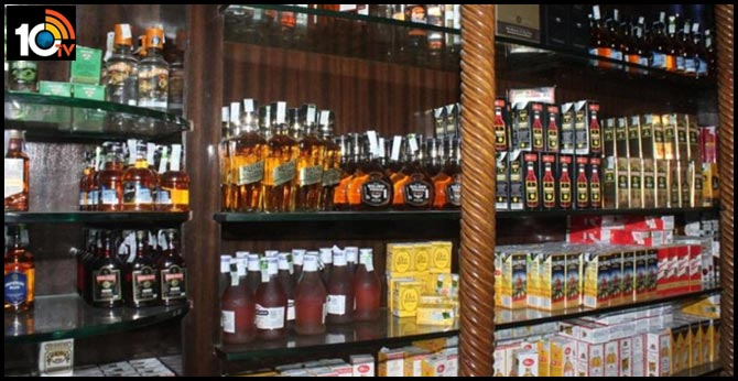 new liquor prices in telangana