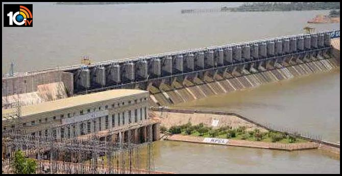 Godavari River Management Board letter to Telangana Govt
