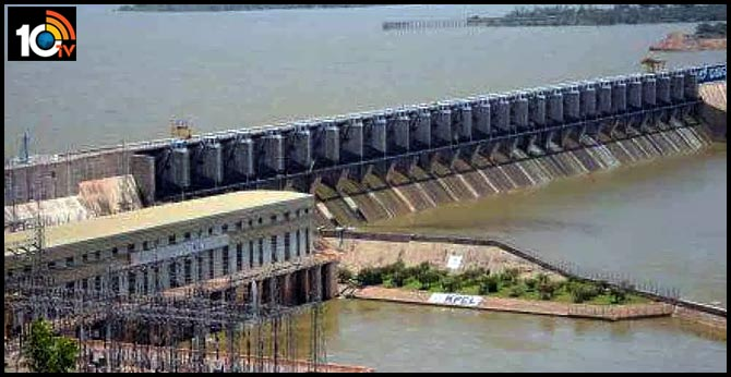 krishna river management board letter to Telangana govt about projects details