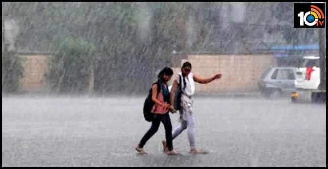 heavy rains in telangana