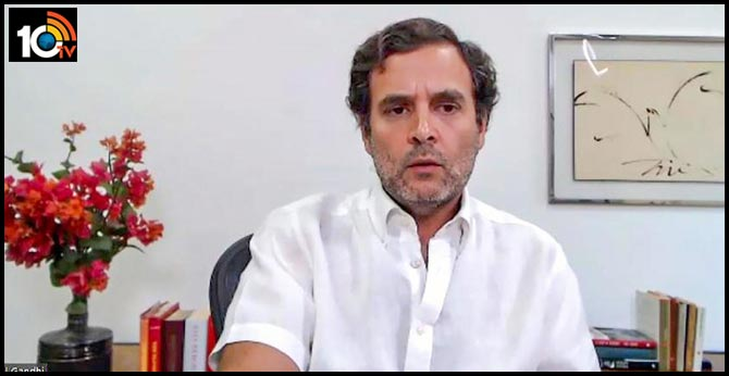 Congress 'not a key decision-maker' in Maharashtra, says Rahul as COVID-19 situation in state worsens