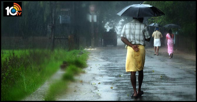 Monsoon To Hit Kerala Coast On 5 June