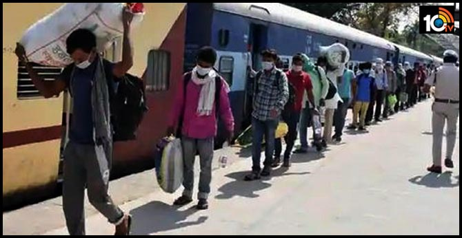 Migrants' Trains To Run On Full Capacity, 3 Stops In Destination State
