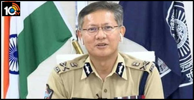 Carry captured vehicles on lockdown : AP DGP