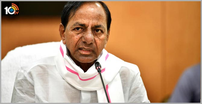 telangana cm kcr press meet on coronavirus lock down cabinet review