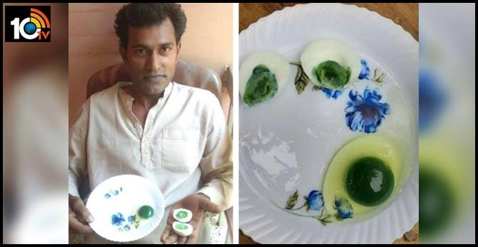 hens lay eggs with green yolks in kerala secret revealed