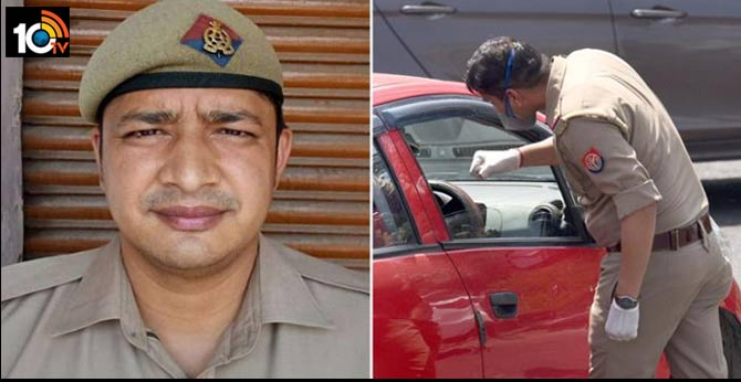 Uttar Pradesh Constable stops DM's car for defying norms