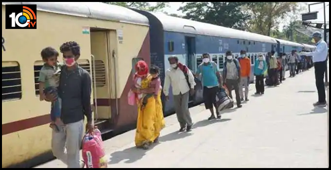 200 passenger trains start from June 1