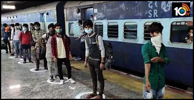 Andhra Pradesh government to arrange 22 special trains to ferry 33,000 migrant workers