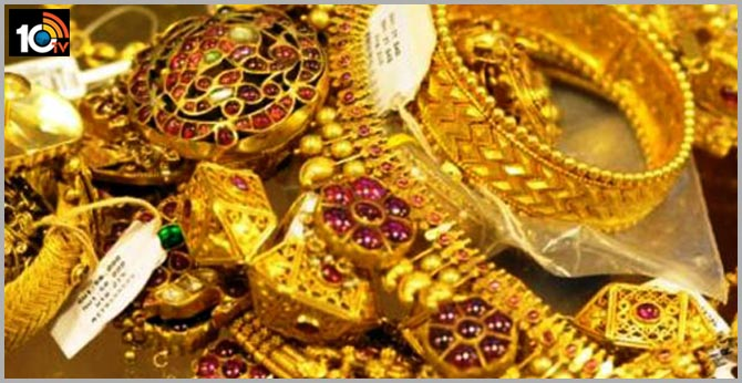Gold rate today gains on fast rising coronavirus cases, US-China tension