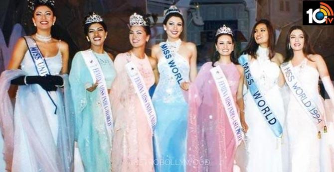 Aishwarya Rai to Priyanka Chopra, Sonam Kapoor shares pic of 8 Miss India winners in one iconic photo