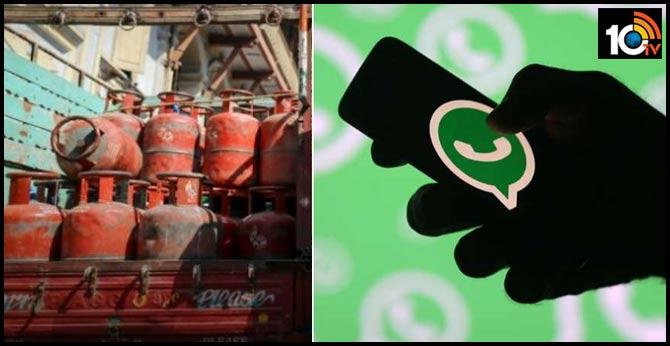 BPCL launches gas booking via WhatsApp