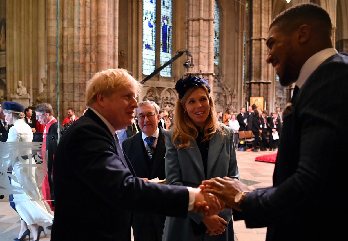 Boris Johnson boasted of shaking hands on day Sage warned not to