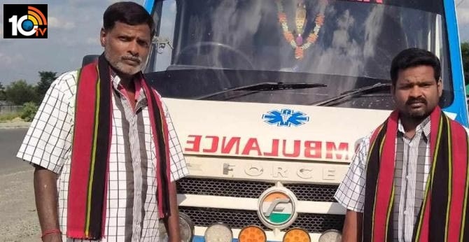 Chennai Ambulance Drivers Hailed As Heroes