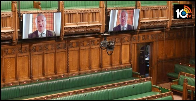 Coronavirus Impact: Brits Converted Their Parliament into a Modern Video-Conferencing Center