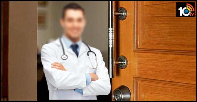 Delhi Doctor Who Recovered From Coronavirus Locked Up At Home By Neighbour
