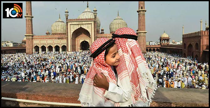 Eid ul Fitr 2020: Eid is being celebrated in Gulf countries