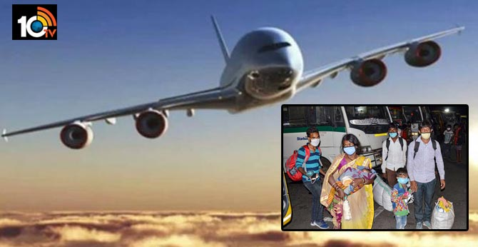 From Mumbai, workers fly to Jharkhand on plane rented by NLSIU alumni