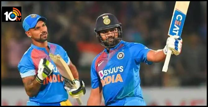 'He's an idiot':Rohit recalls hilarious incident from 2013 Champions Trophy when he started opening with Dhawan