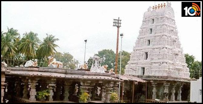 Huge scam in Srisailam temple