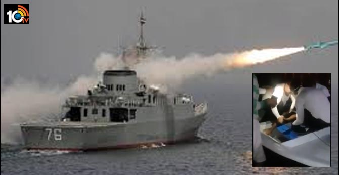 Iran naval frigate accidentally shoots at fellow ship, sinks it in friendly fire