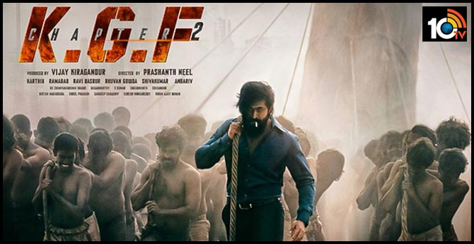 KGF: Chapter 2: Satellite rights of the Yash starrer sold for THIS whopping amount?