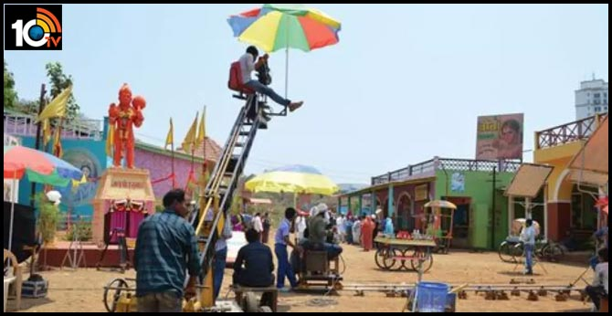 Lights, Camera, Action: Tollywood Heroes and Directors ready for shooting